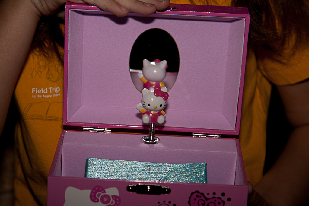 Hello Kitty uber alles