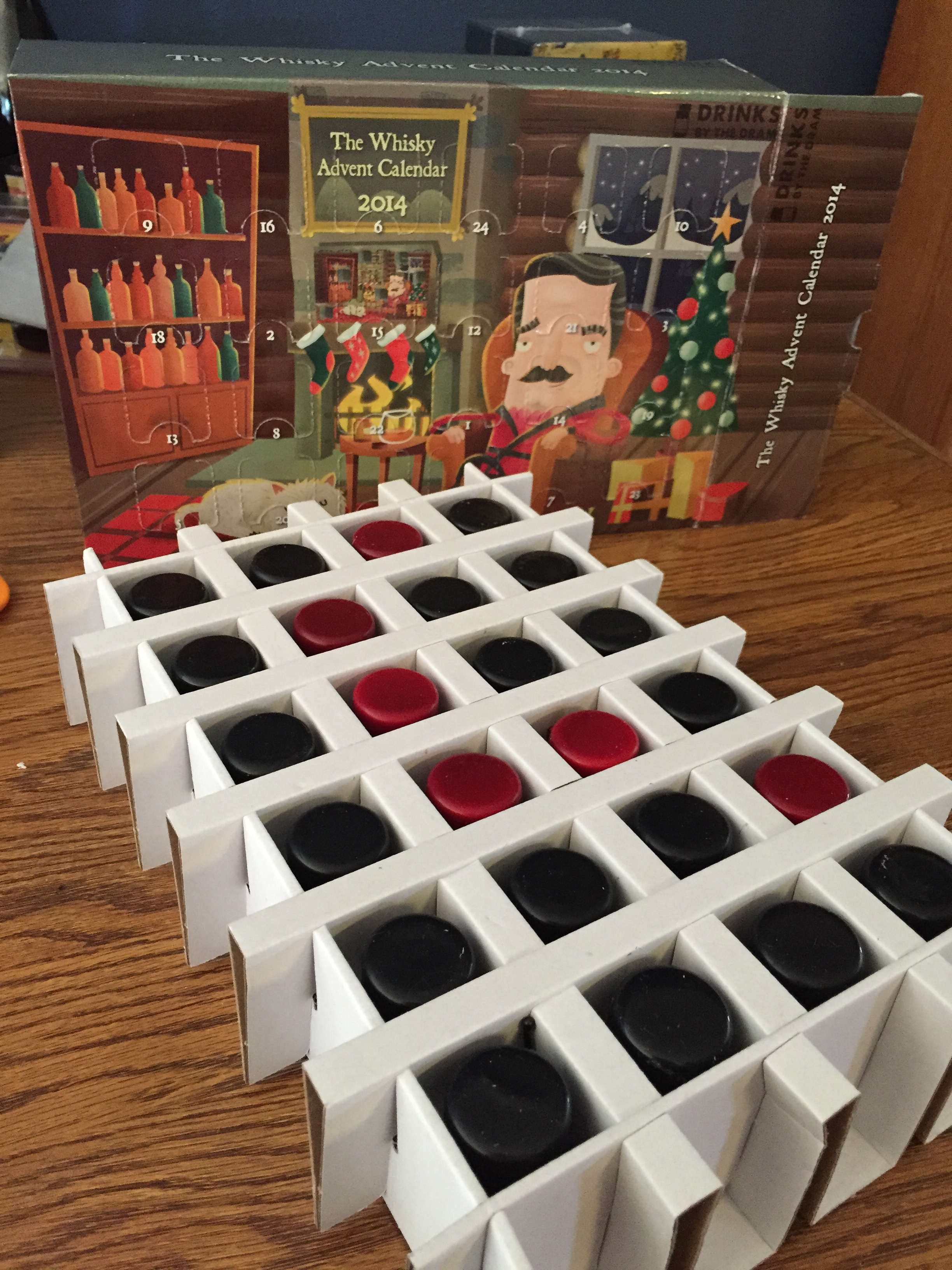 Master of Malt's Whisky Advent Calendar